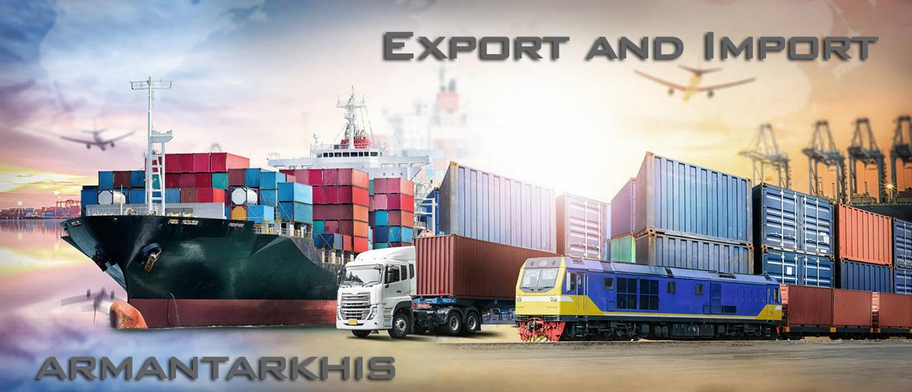 صادرات و واردات در خوی و جلفا